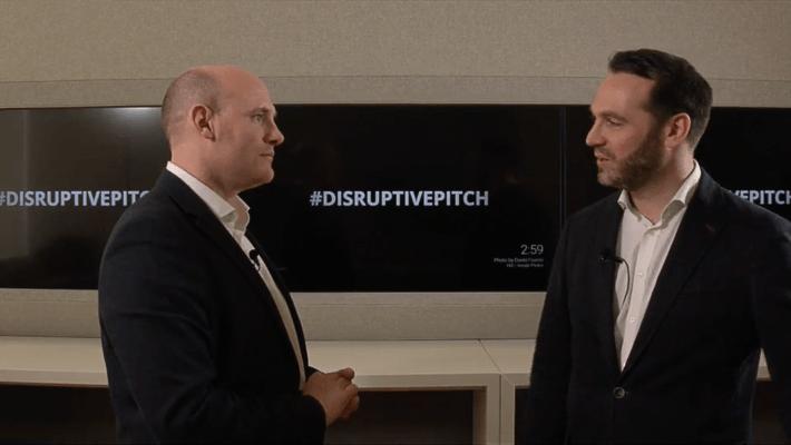 Rupert pitch clikd to Disruptive Pitch
