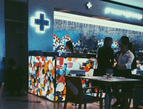 Damien Hirst Pharmacy 2