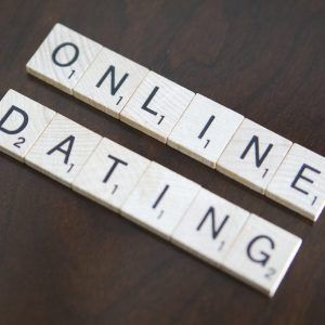 Online Dating using scrabble pieces