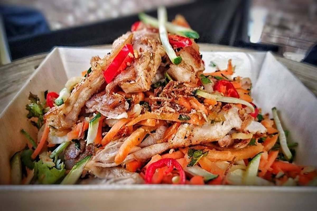Vietvan street food