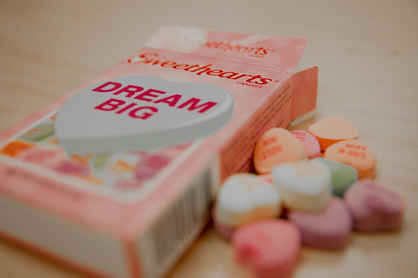 Dream big sweets