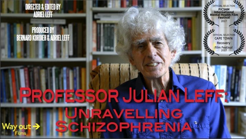 UNRAVELLING SCHIZOPHRENIA Poster
