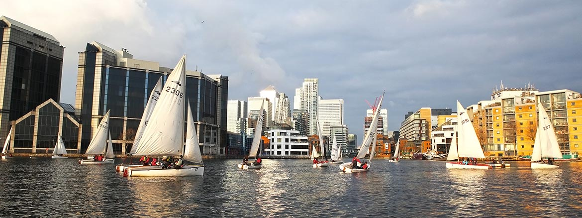 Docklands Sailing and Watersports Centre