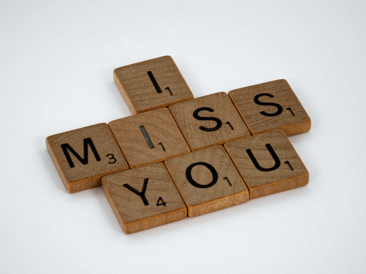 miss you texting