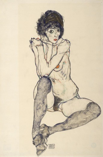 Klimt:Schiele- Drawings from the Albertina Museum, Vienna