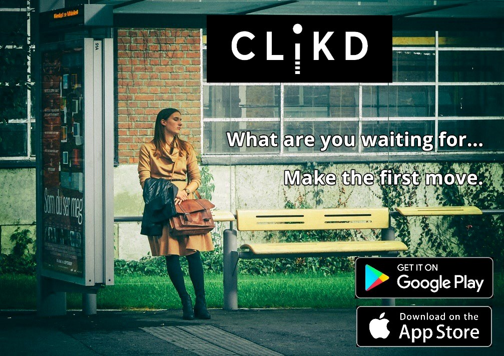 What are you waiting for... Download CLiKD!