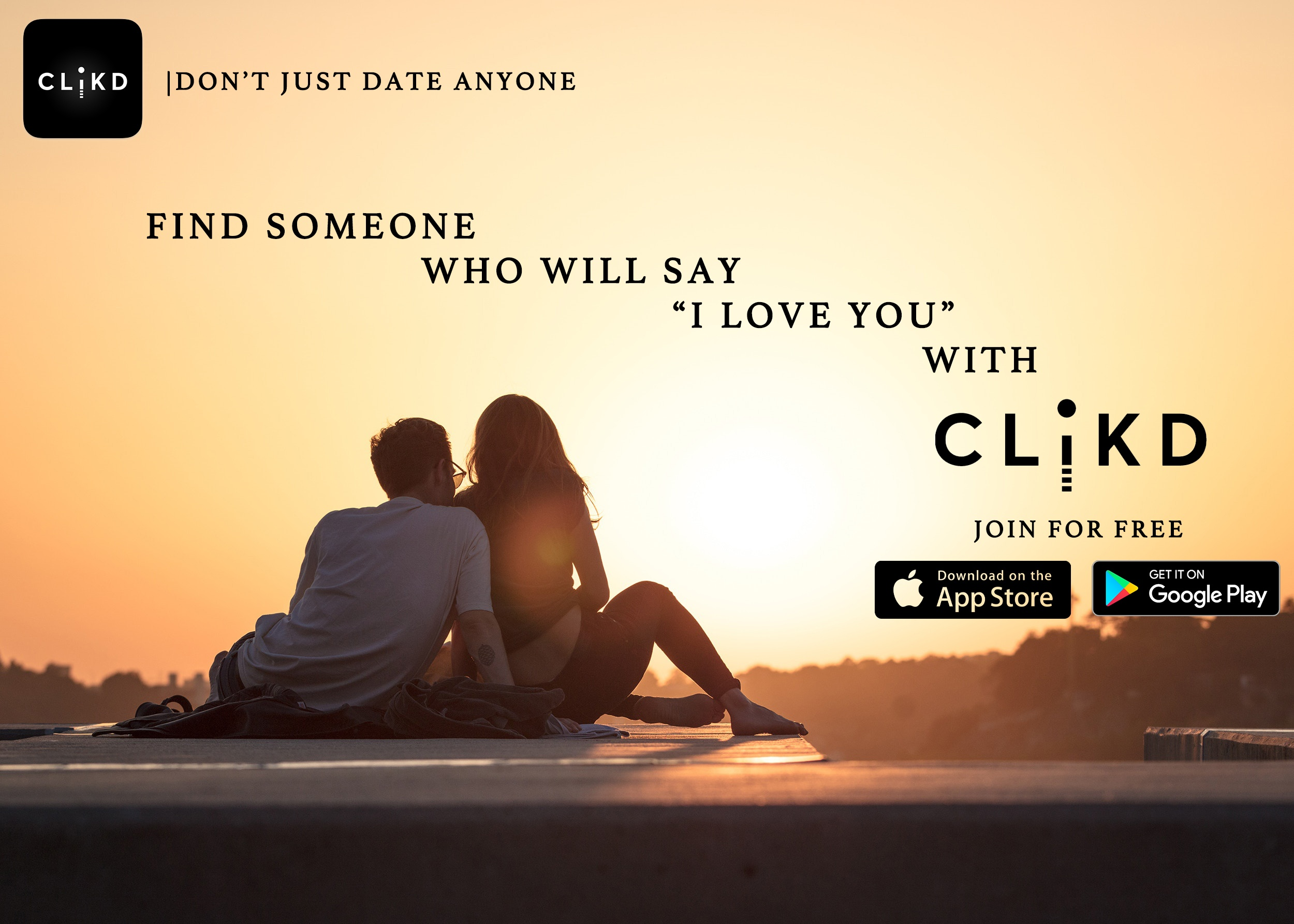 love on clikd