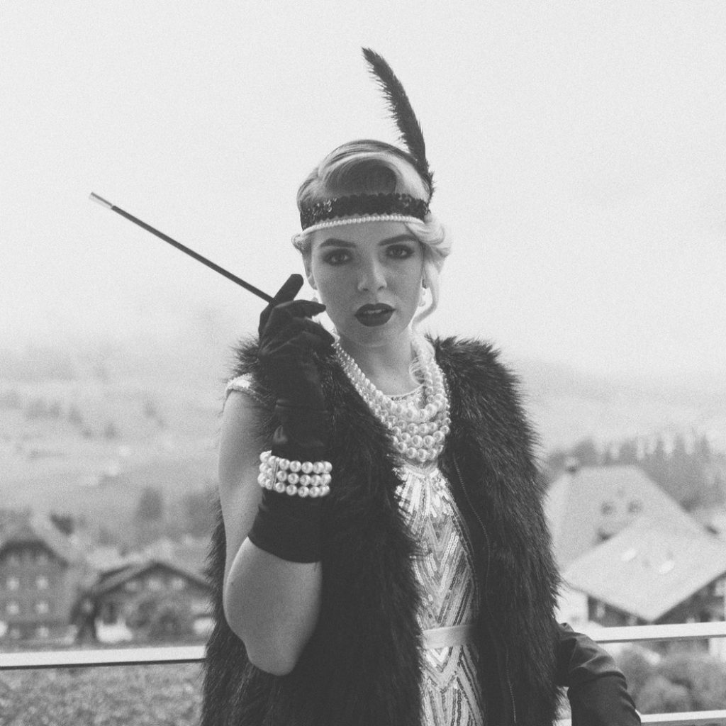 5 Reasons Your Next Date's The Off-West End Great Gatsby Party