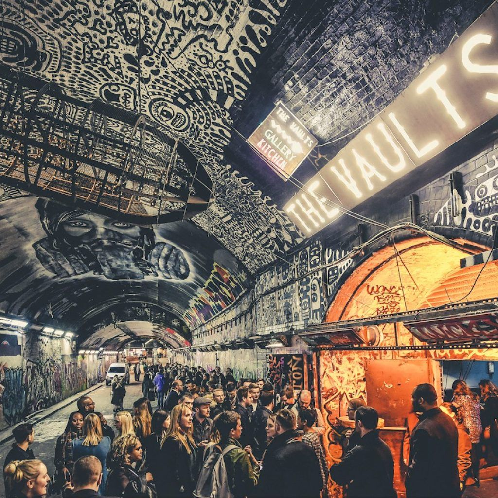 The Vaults: An Inexhaustible Source Of Alternative Experiences!