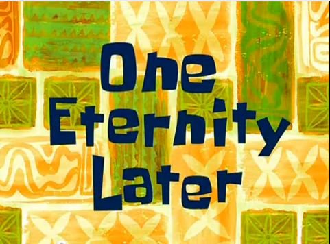 How long it feels when waiting for her to reply about a meet up