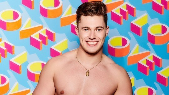 Chris Love Island