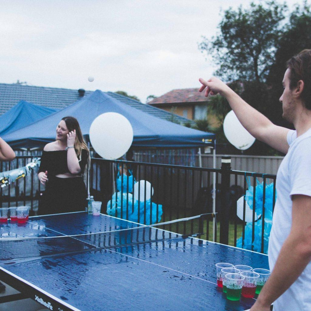 10 Tips On How To Act At A Party Your Crush Is At…