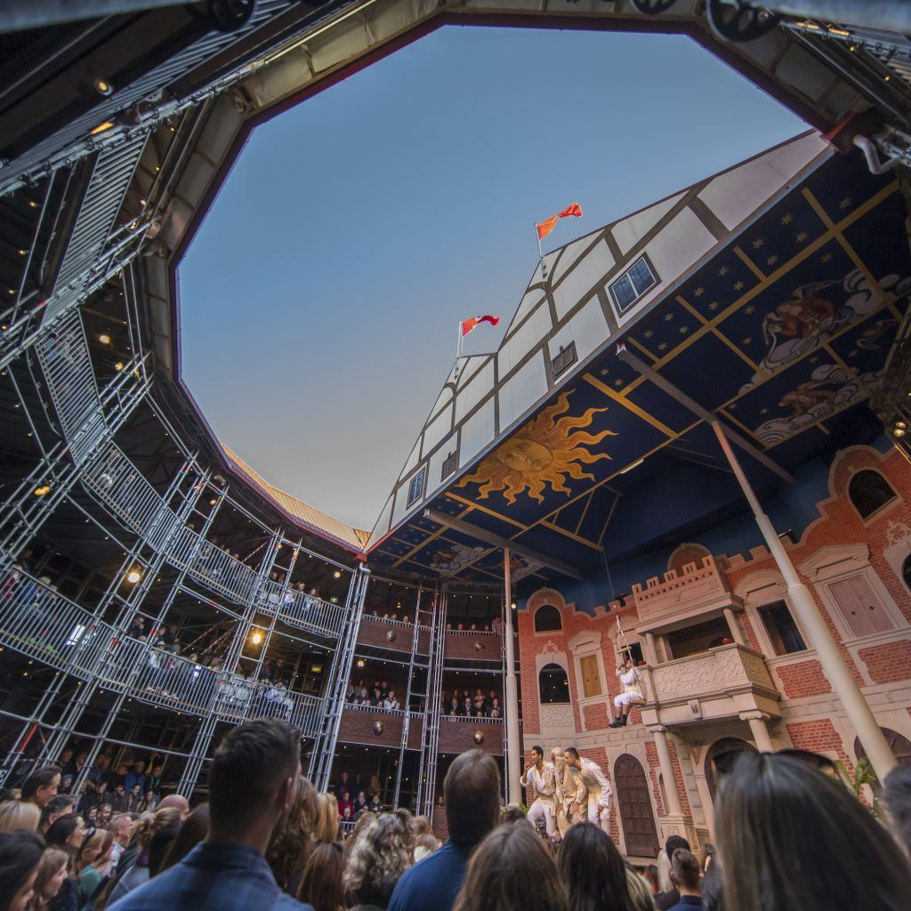 Shakespeare's Globe: The Bard Has Never Been More Relatable!