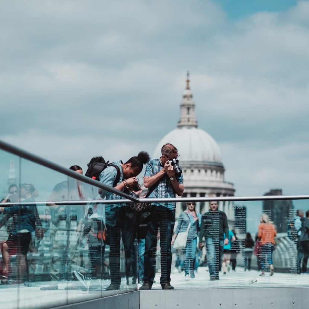 4 Types of Photographers In London That You'll Meet