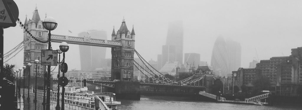 "Jordan Enaboifo ""London Through The Mist"""