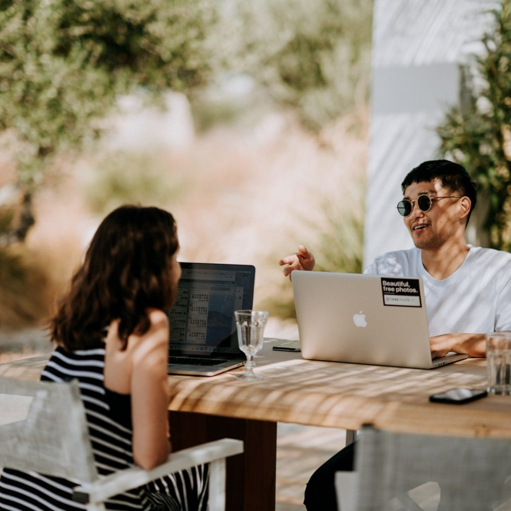 4 Tips On Working From Home With Your Partner