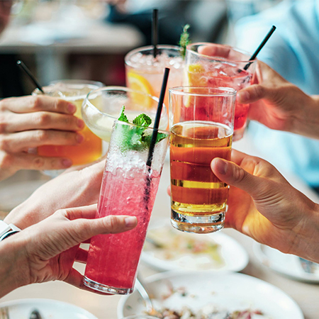 What Your Favourite Drink Order Says About You