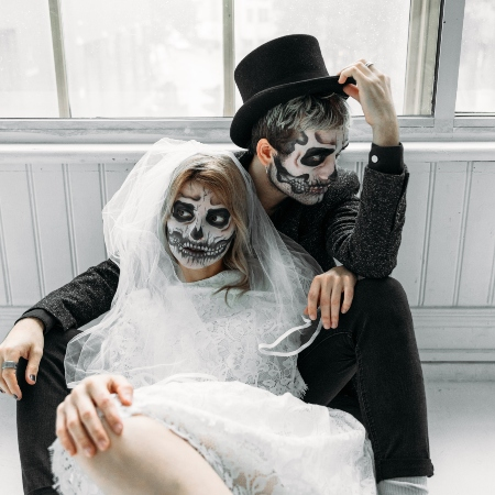 4 Plans To Celebrate Halloween As A Couple